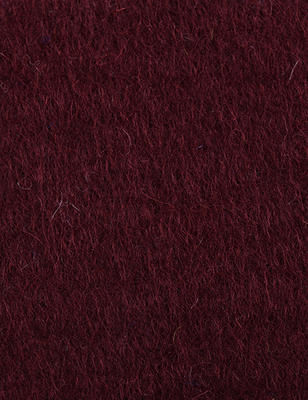 Designfilz 3 mm, bordeaux 500 x 1000 mm