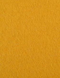 Designfilz 3 mm, gelb 500 x 1000mm