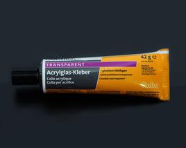 Acrylglas-Kleber