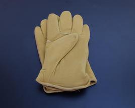 Wildlederhandschuhe für thermische Verformungen